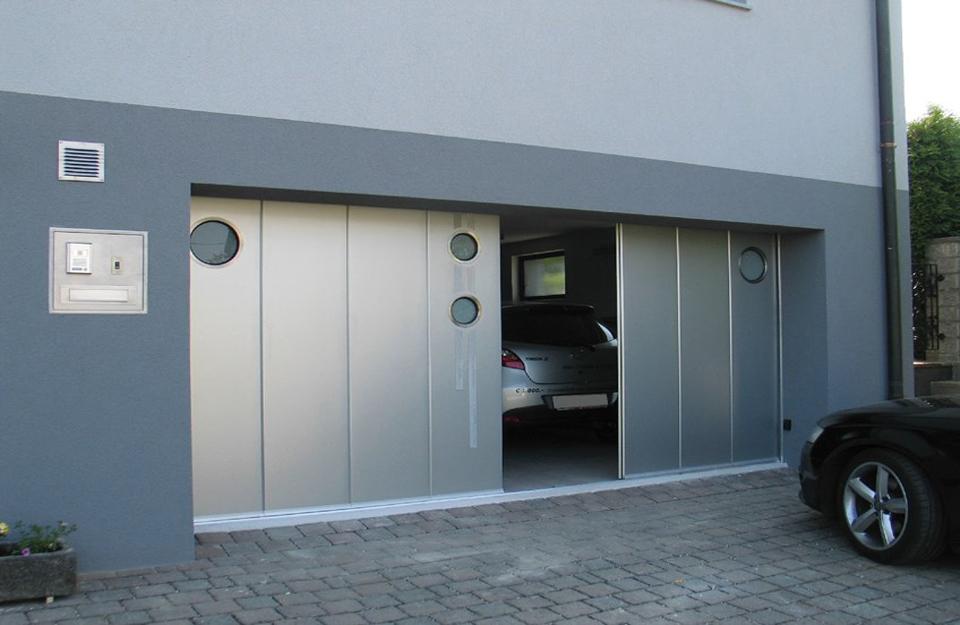 Klizna garažna vrata