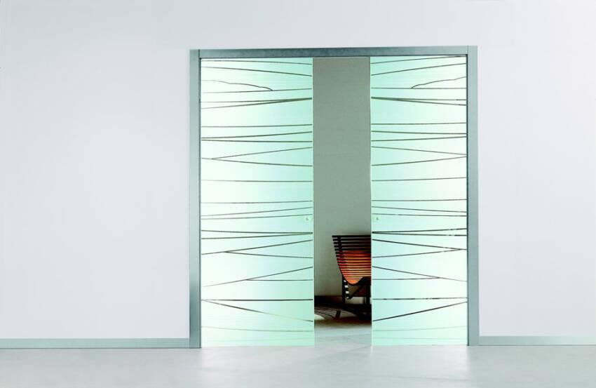 Neobičan dizajn stakla vaših vrata