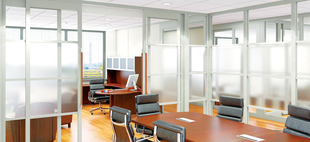 Unutrašnji prozori u poslovnim objektima