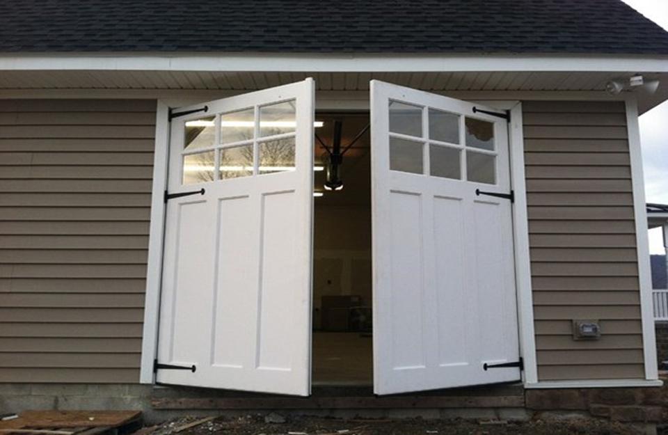 Zajednički projekat garažnih vrata