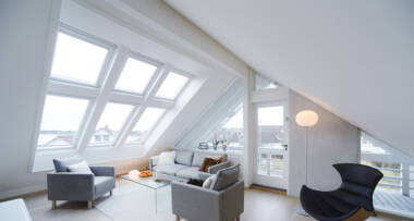 Beli krovni prozori