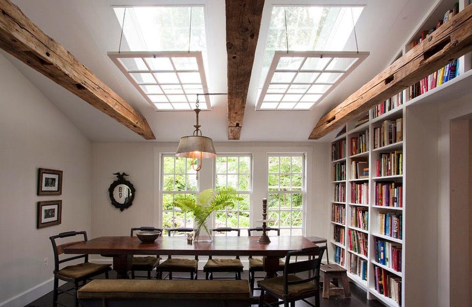 Dizajn krovnih prozora