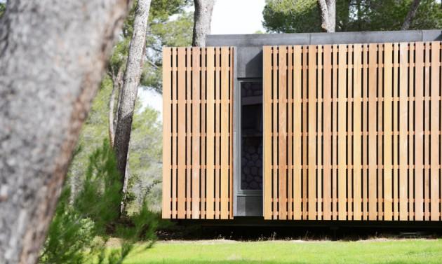 Materijal za izgradnju je razgradiv i može se potpuno reciklirati