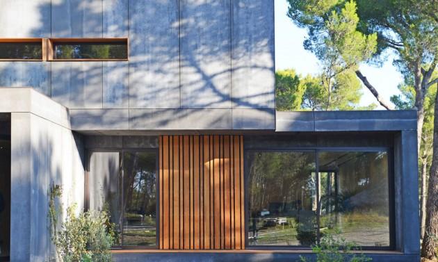 Sendvič paneli napravljeni su od visoko-kvalitetnog drveta