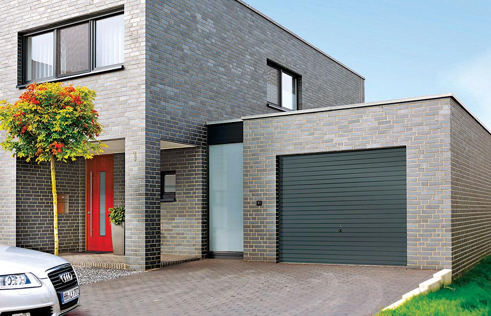 Garažna vrata - Sprega novog imidža i tehnologije