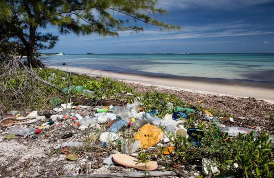 Reciklirano plastično smeće