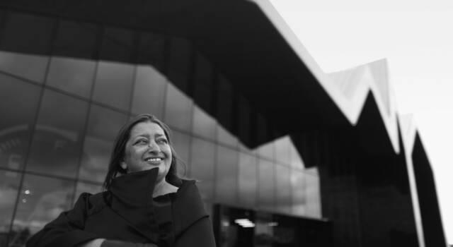 arhitekta Zaha Hadid