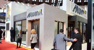 Sajam građevinarstva 2016 Alumil