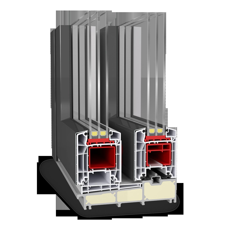 Podizno klizni sistemi 85 mm