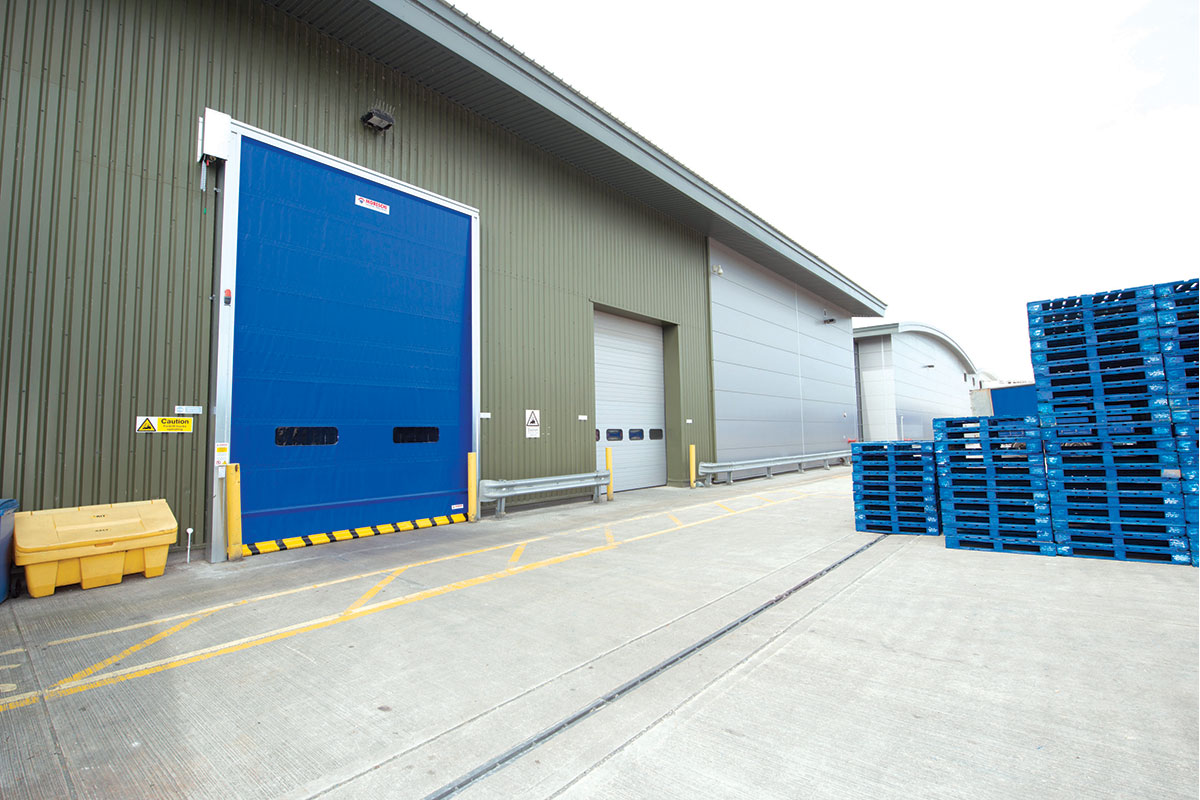 Brzohodna Industrijska vrata