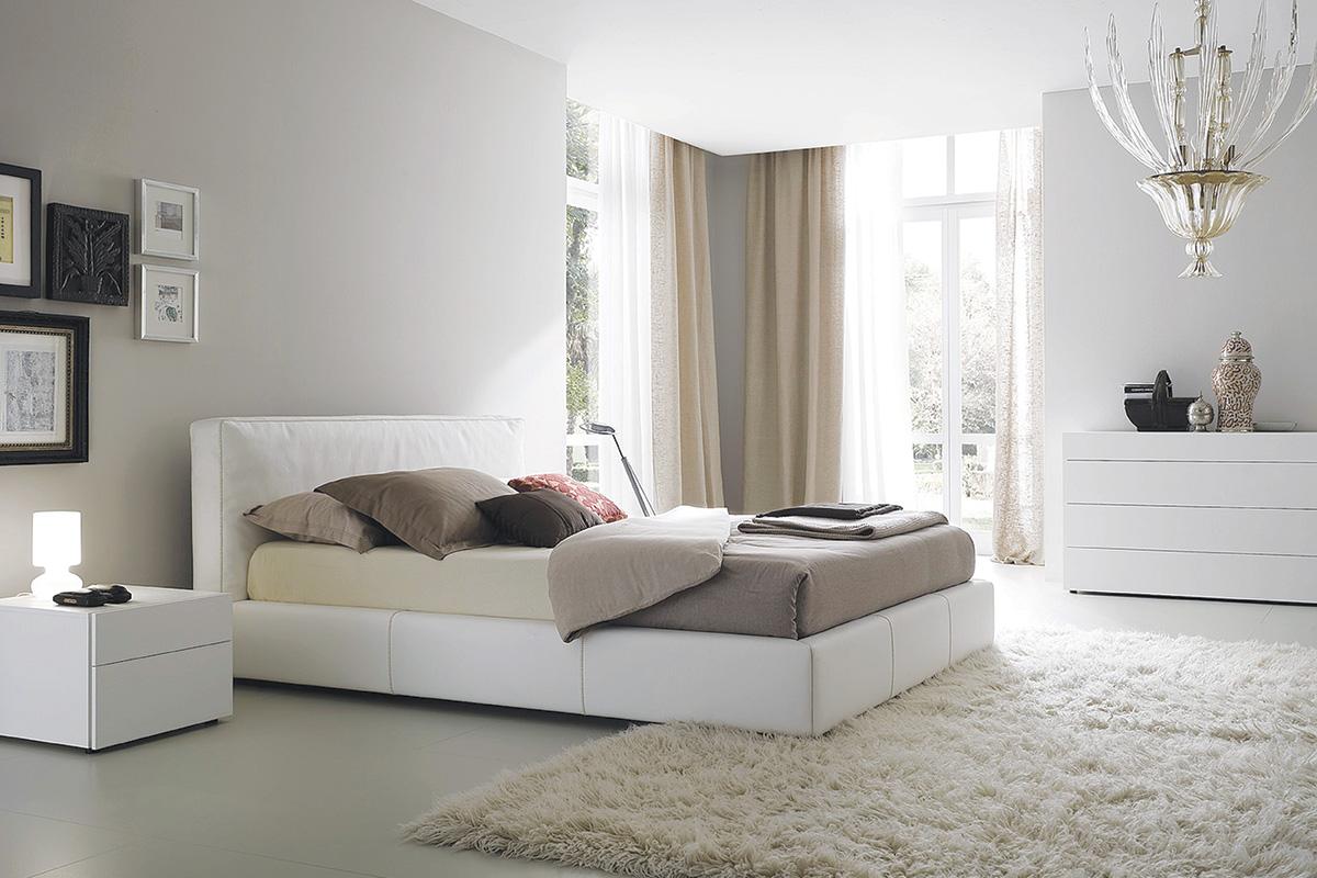 Draperije i zavese u spavaćoj sobi