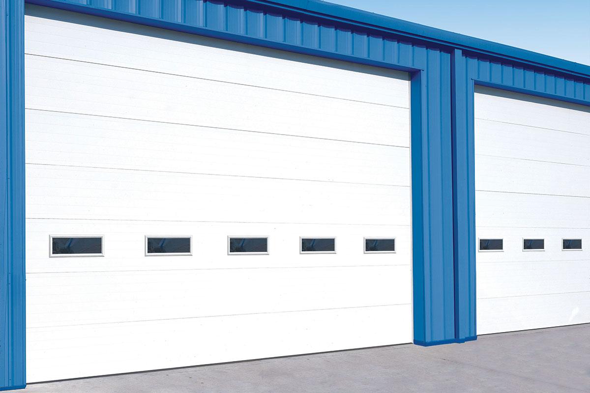 vrata specijalne namene, napravljena od eloksiranog aluminijuma ili PVC-a