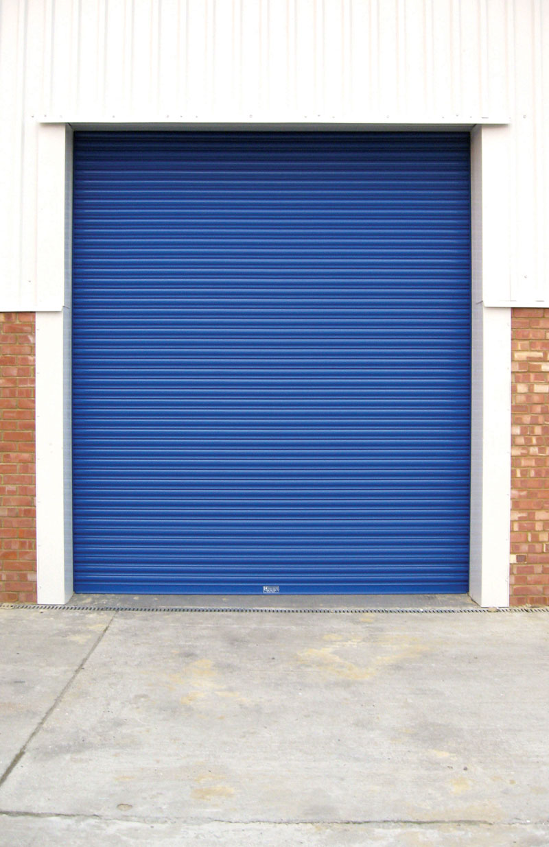 Segmentna vrata - jedna od najzastupljenijih industrijskih vrata