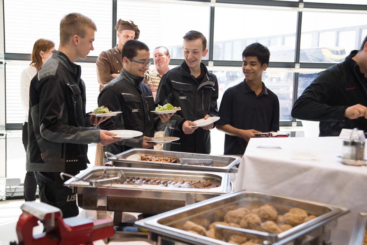 LiSEC je otvorio novi servis i centar za obuku u Austriji