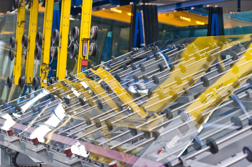 Foto: PRESS GLASS - proizvodnja stakla za građevinsku industriju