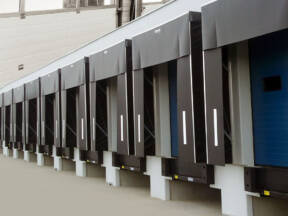 Pretovarna tehnika industrijska vrata - ProDock doo