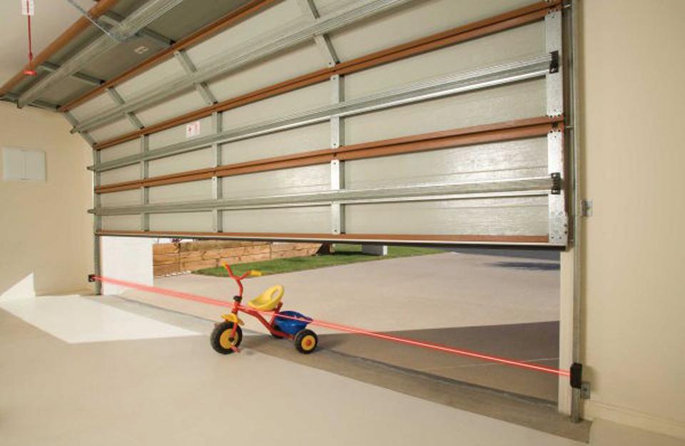 Sigurnost vaših garažnih vrata
