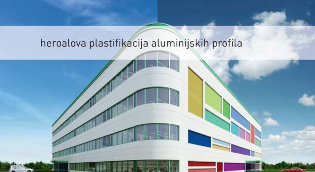 heroalova plastifikacija aluminijskih profila
