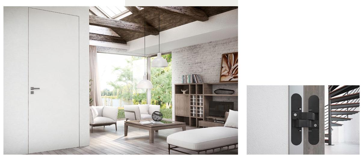 Alumil Interior vrata - Suite 150