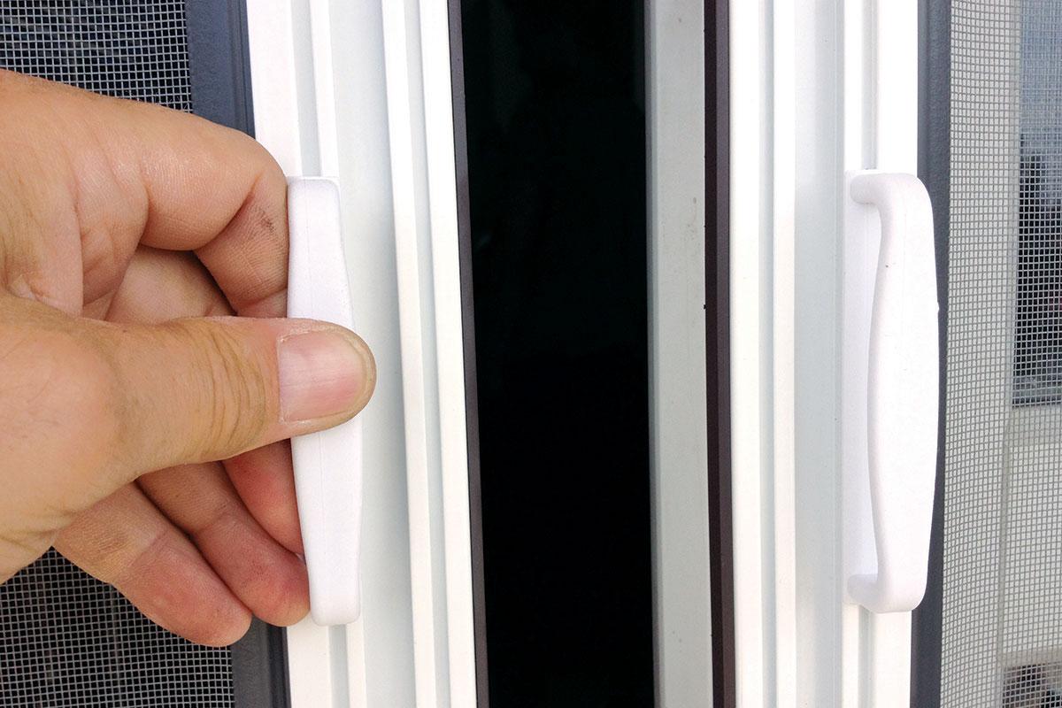 Komarnici za terasna vrata PVC stolarija