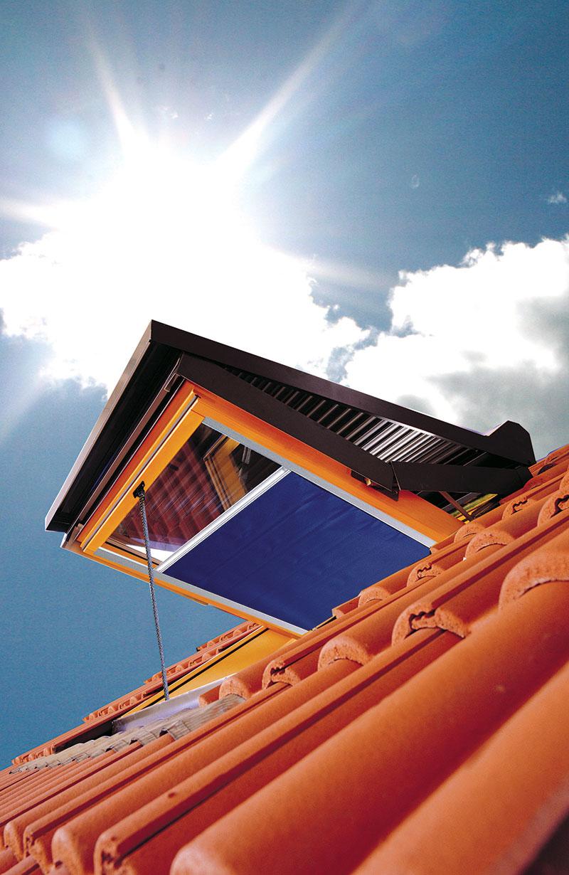 Komarnik za krovni prozor - Foto: Bettio Zanzaruere Flyscreens