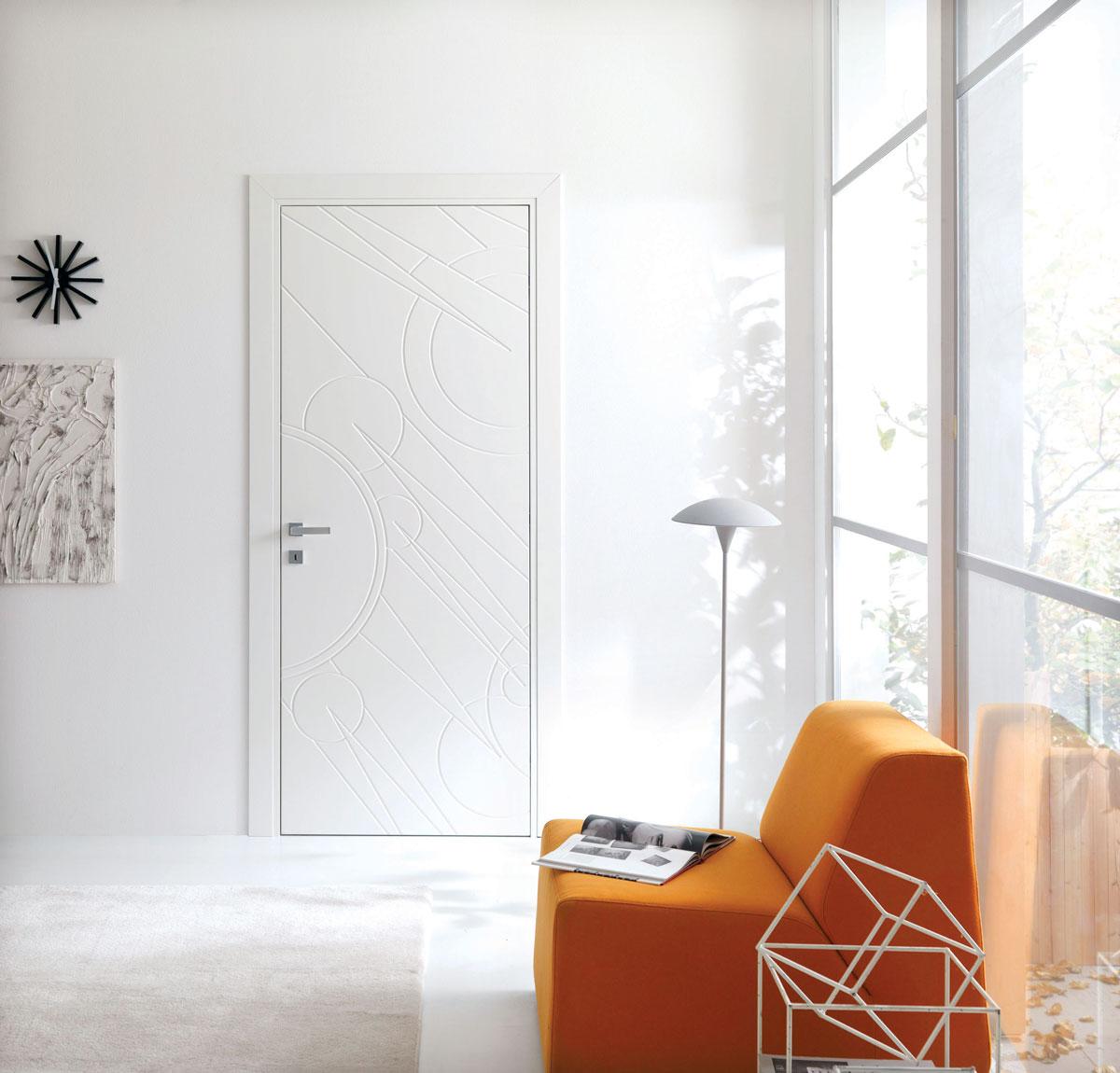 PVC stolarija - sobna vrata