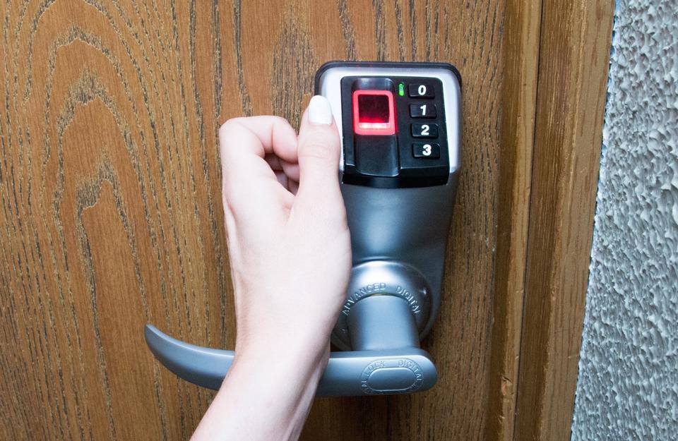 Prednosti biometrijskih brava