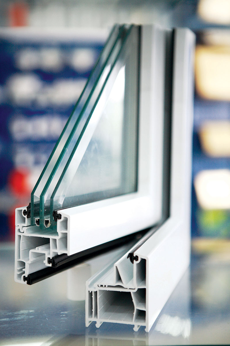 Profil PVC prozora