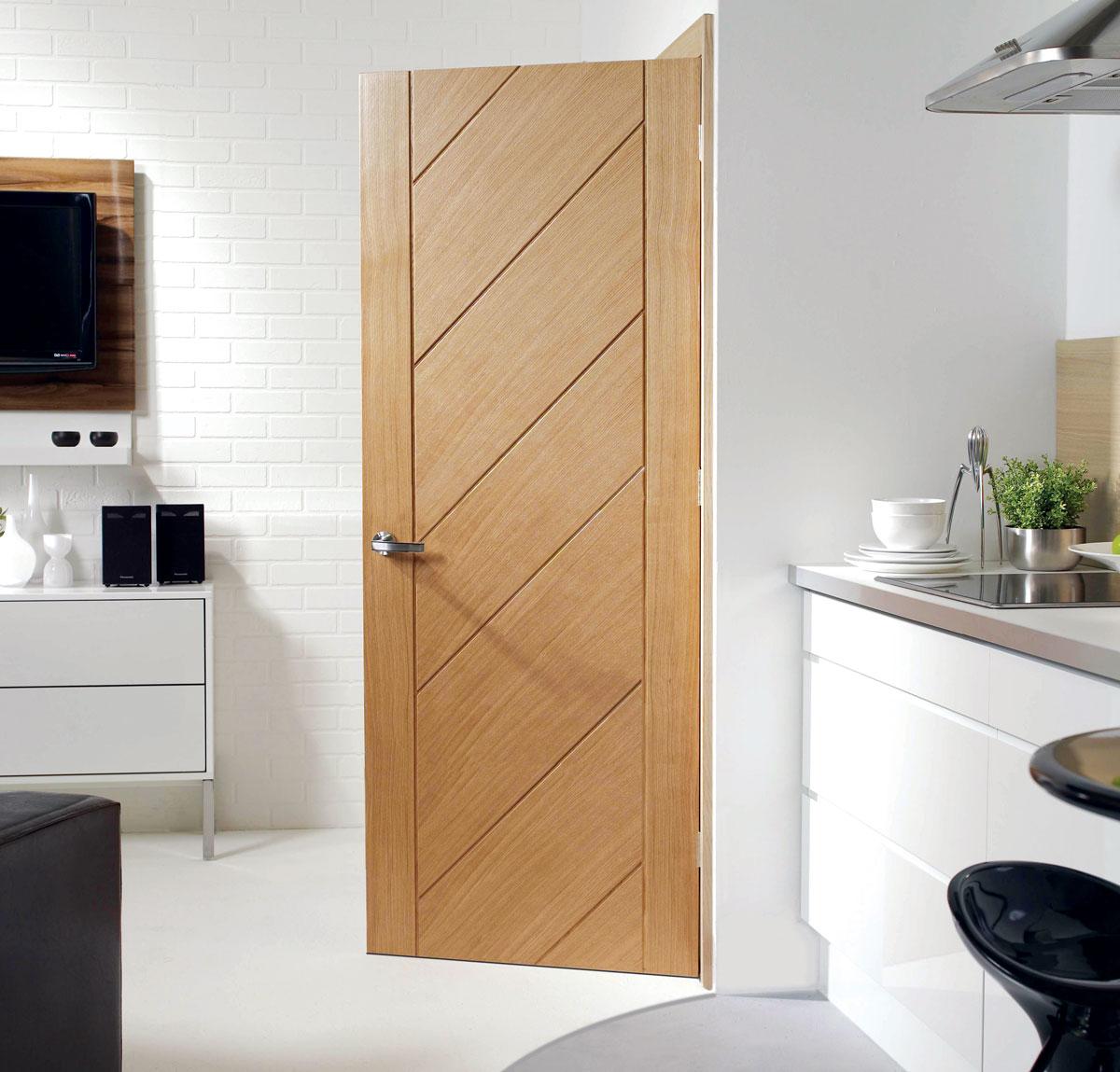 Unutrašnja sobna vrata - drvo