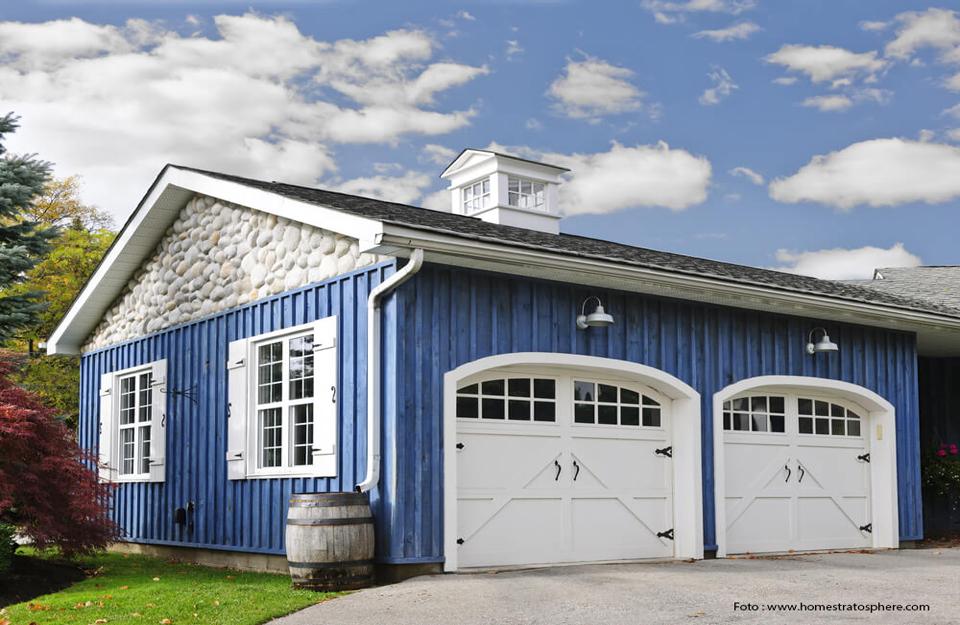 Dizajn garaža kao iz 19. veka
