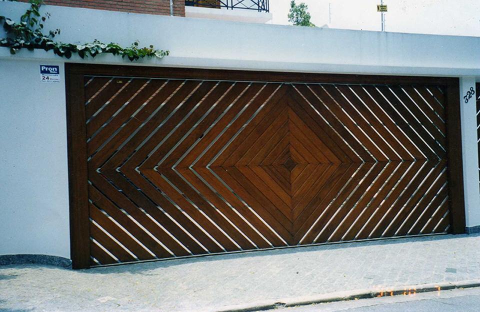 Nesvakidašnja garažna vrata