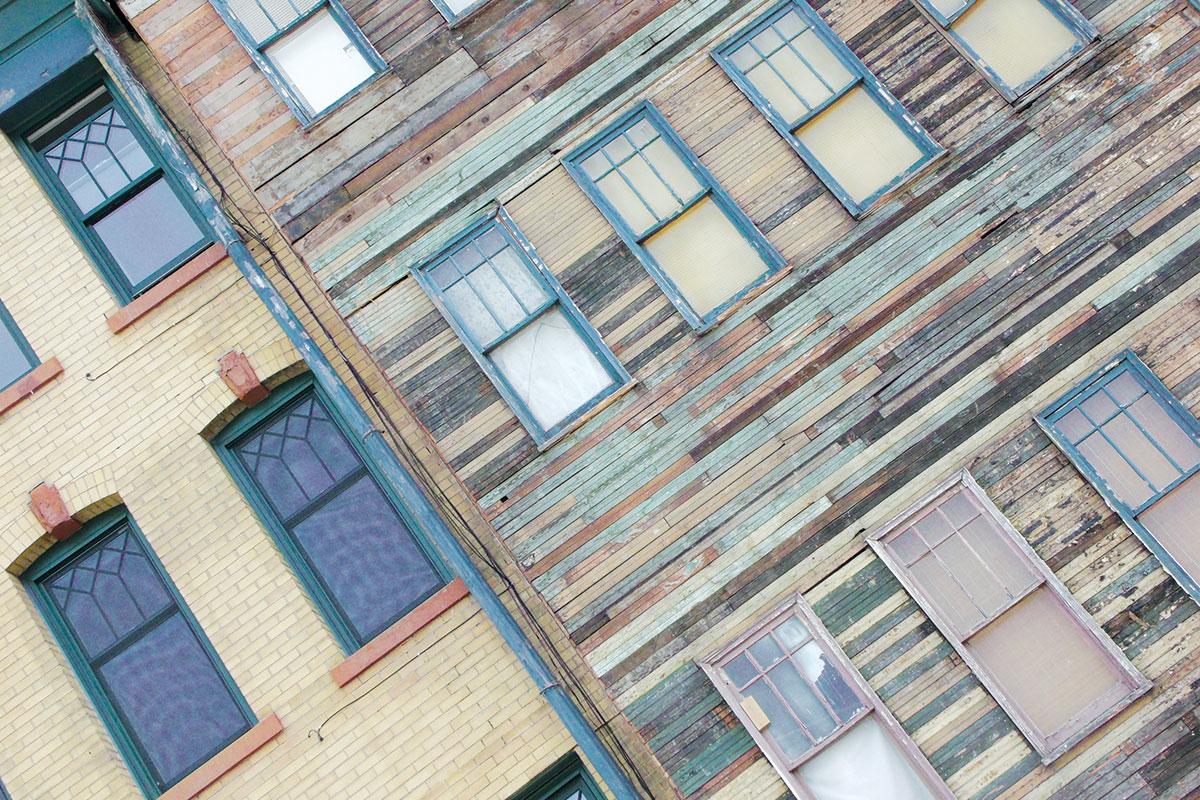 Kako ofarbati stare prozore