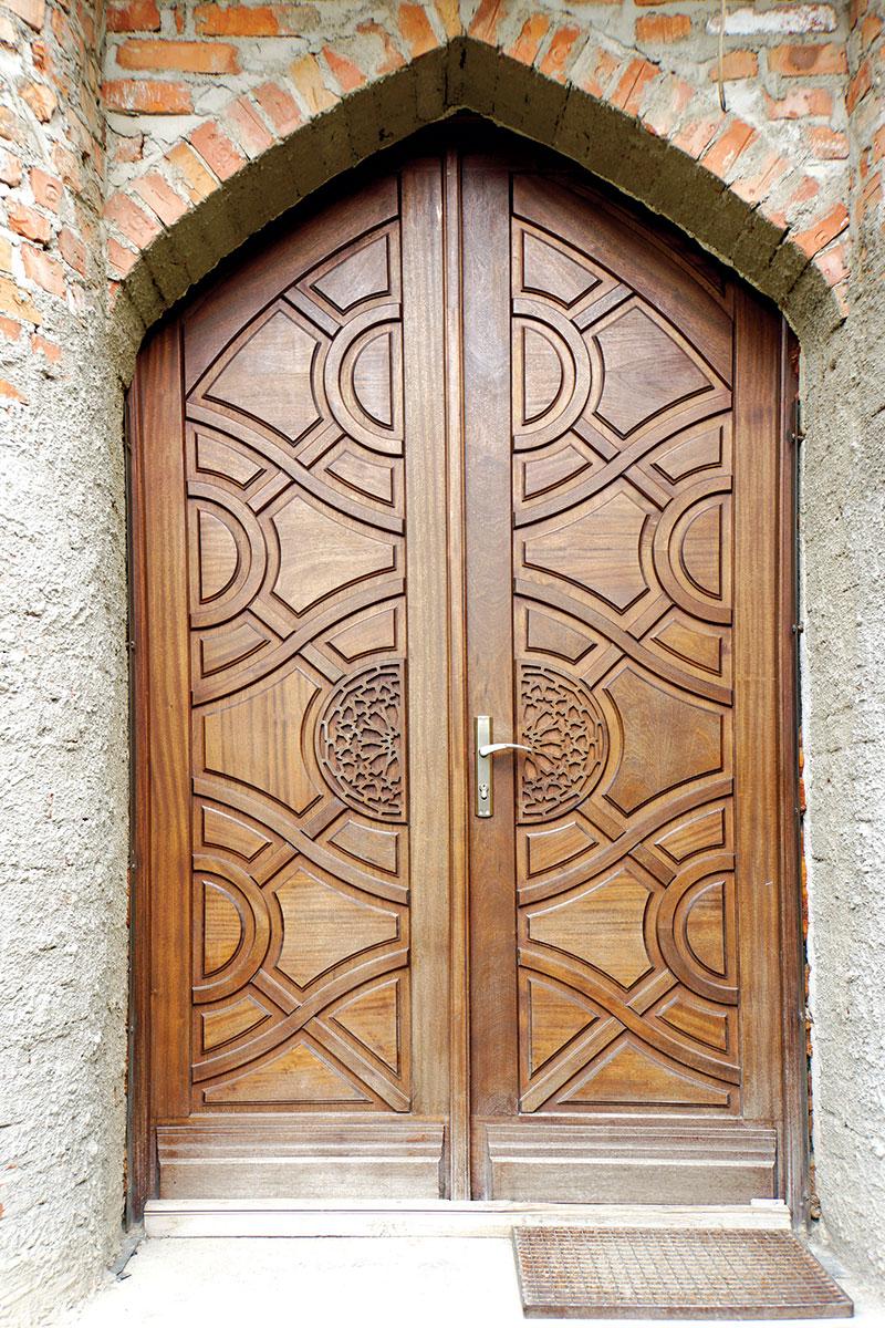 Ulazna vrata kao svedoci istorije