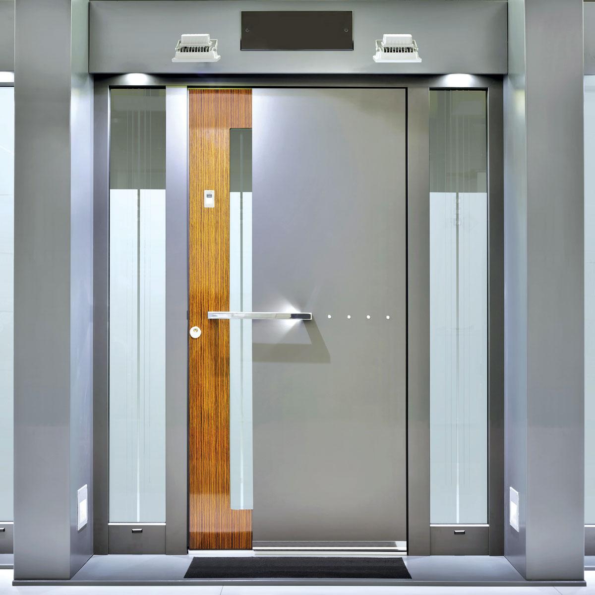 Ulazna vrata predstavljaju prvi kontakt sa kućom