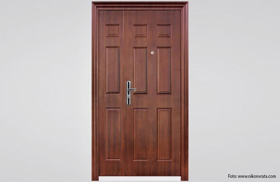 Sigurnosna vrata su teška za provalu