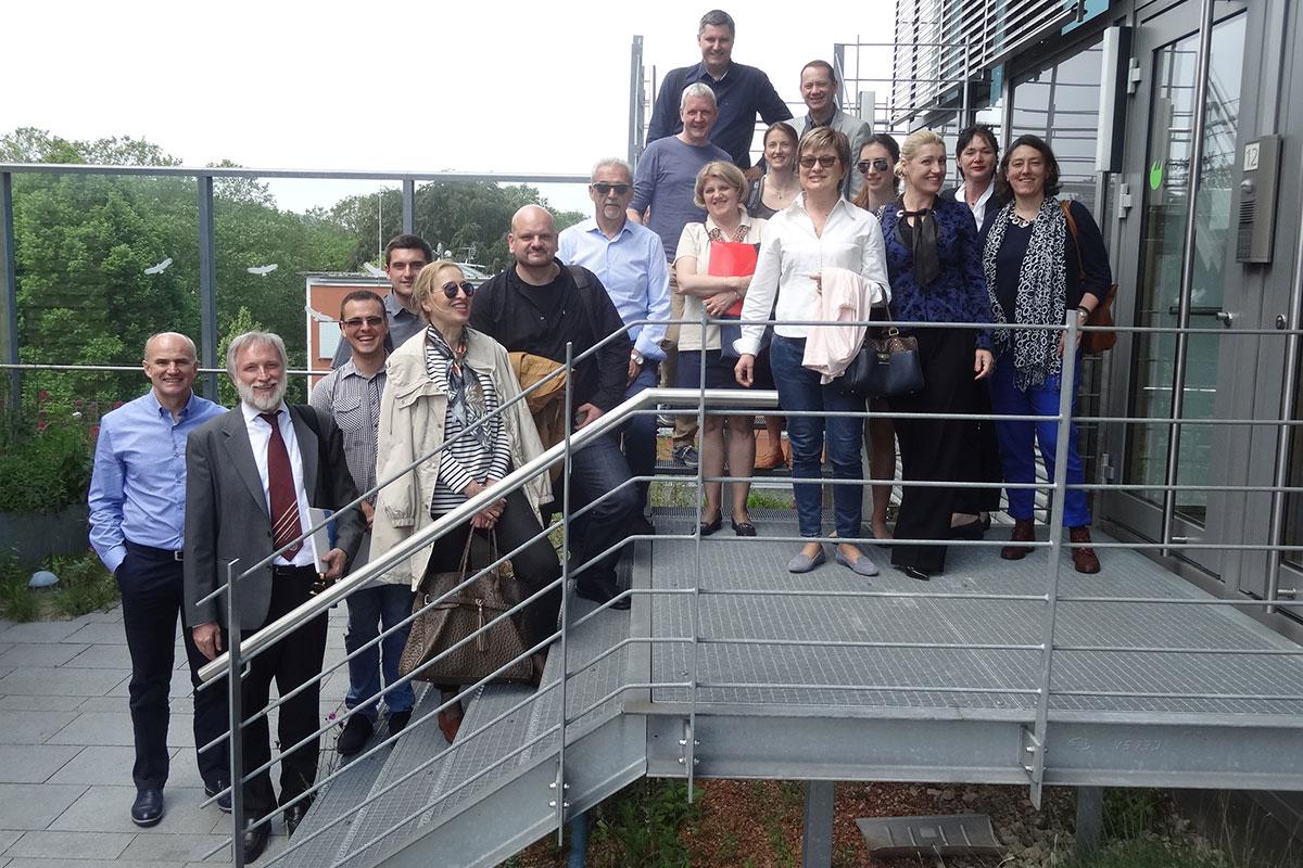 Srpski eksperti u oblasti ENERGETSKE EFIKASNOSTI u zgradarstvu rame uz rame sa Evropskim