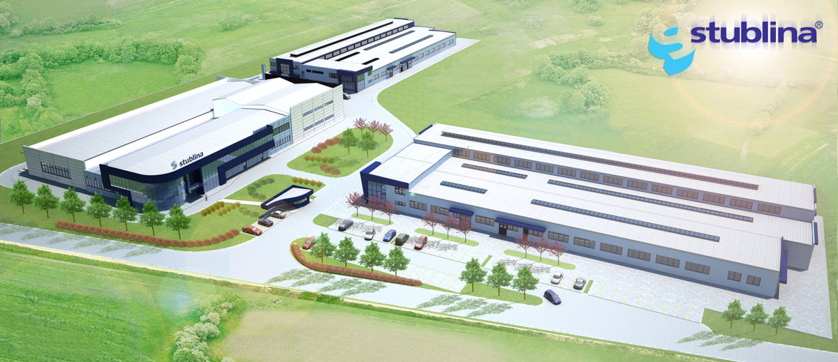 Stublina d.o.o. - Novi prostori pružaju mogućnosti savremene organizacije proizvodnje