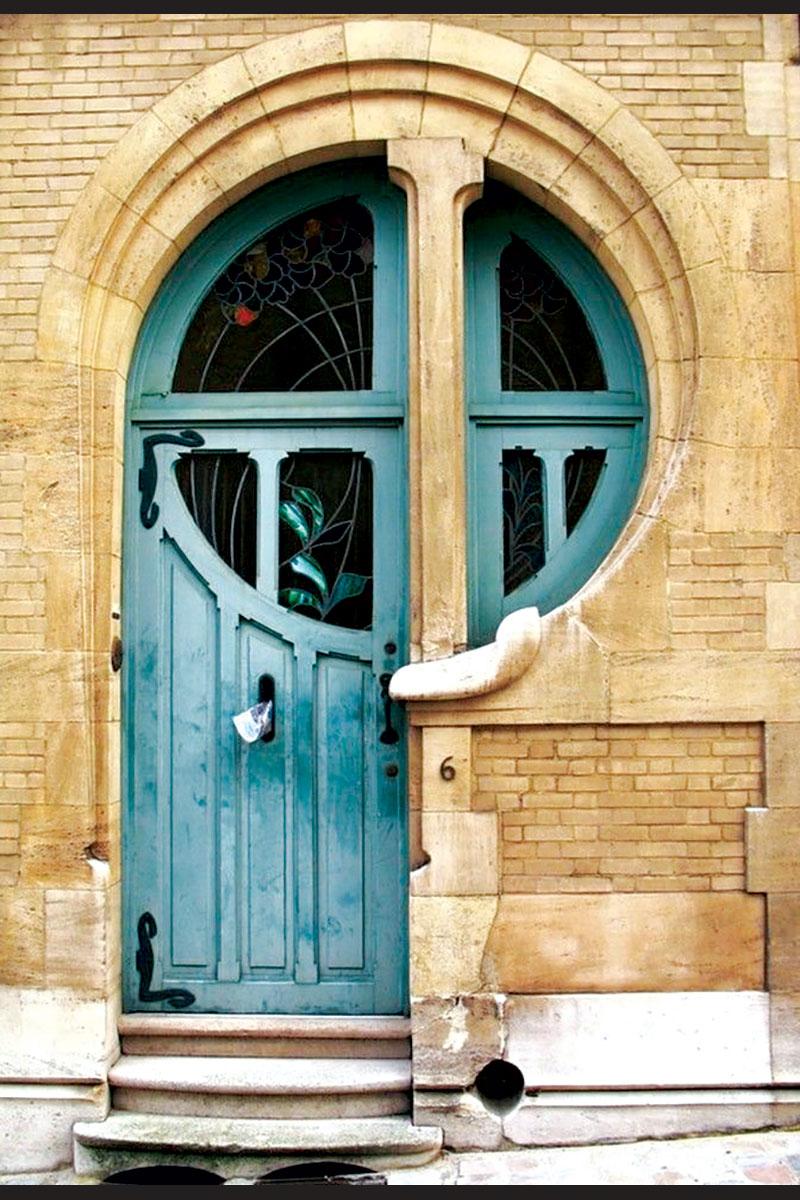 Ulazna vrata su izuzetno važan element