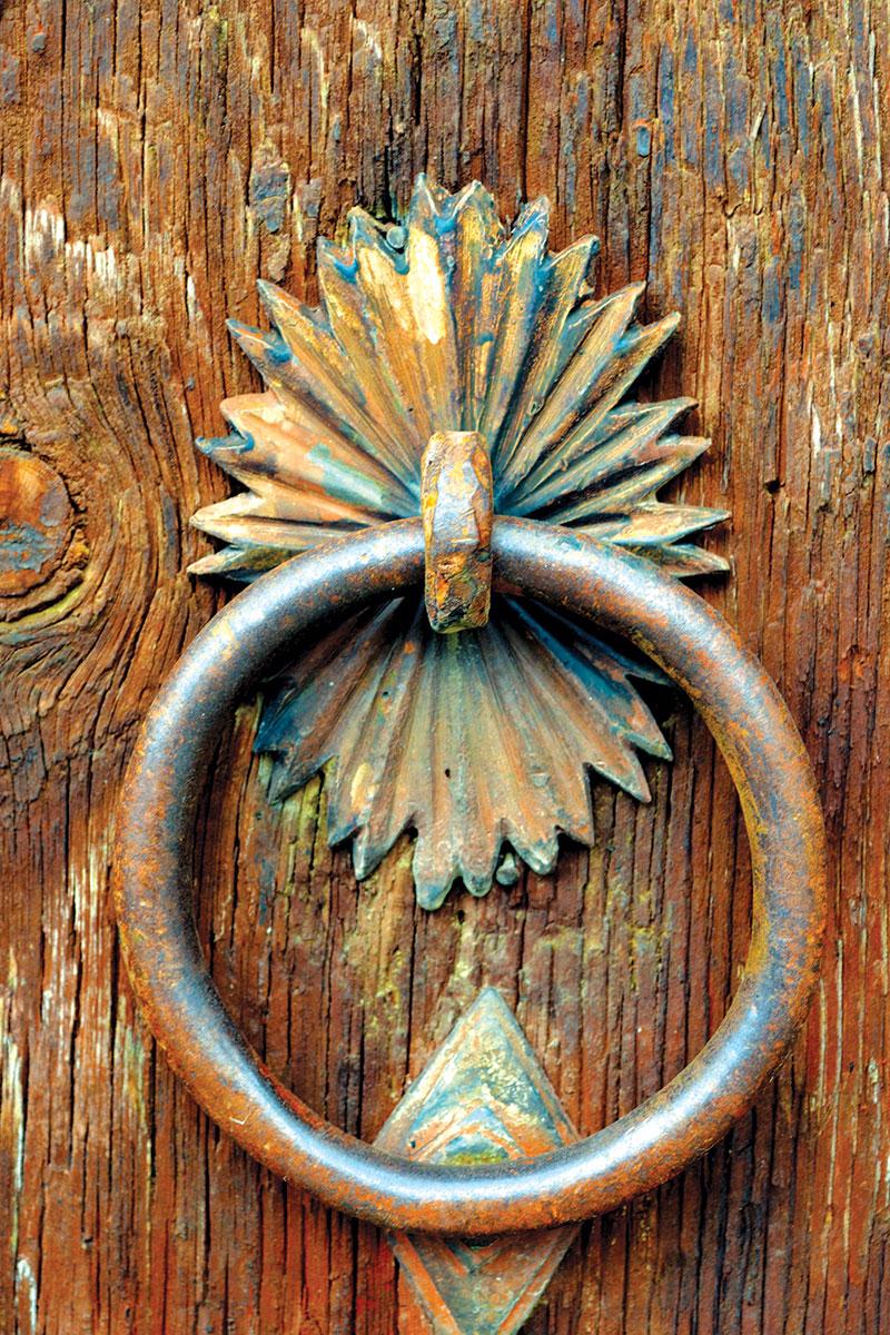 Ulazna vrata od istorijskog značaja