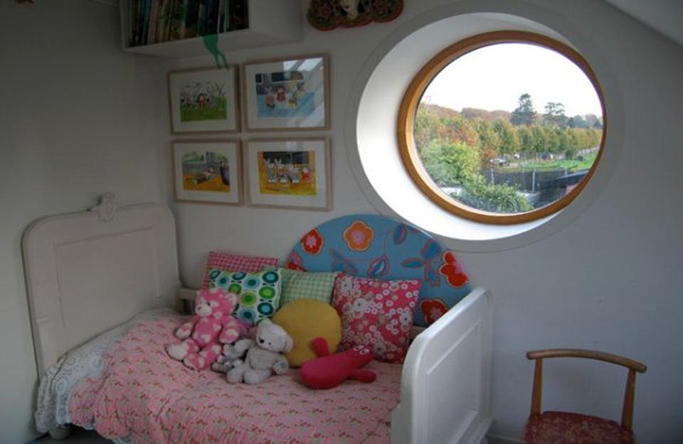Zabavni okrugli prozori