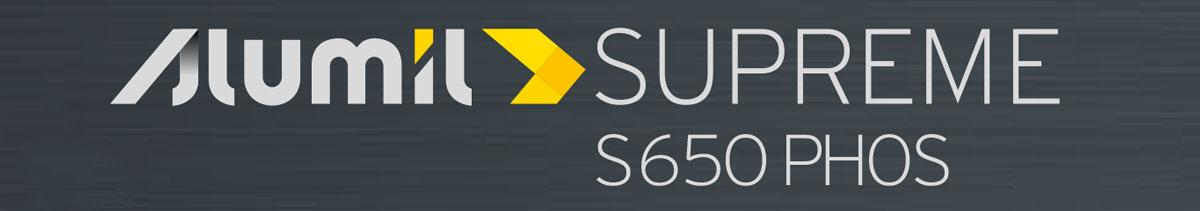 Alumil - Supreme S650 PHOS