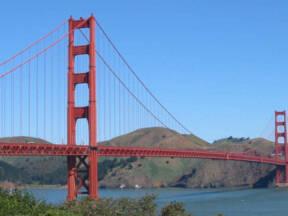 Golden Gate Bridge - San Francisko