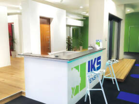 IKS FENSTER izložbeni salon Zurich