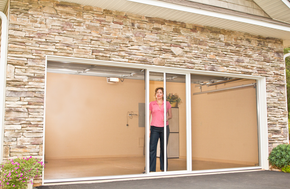 Lifestyle ekranizovani sistem garažnih vrata