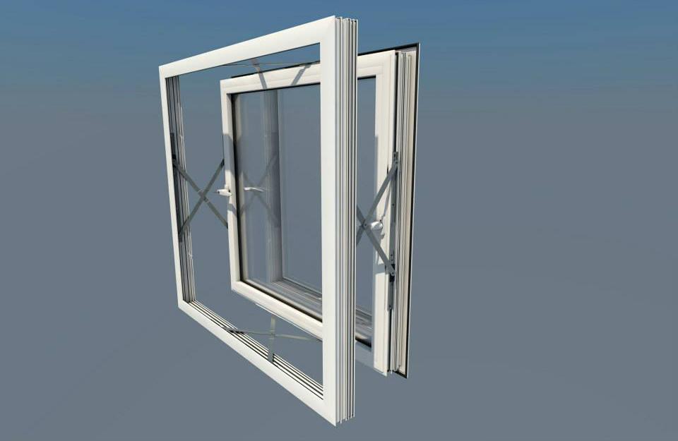 Prikaz rendera prozora