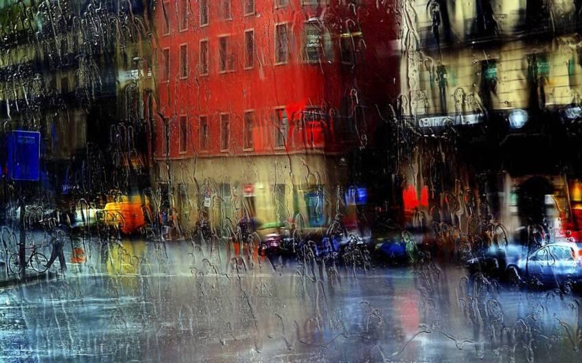 Prozori posle kiše