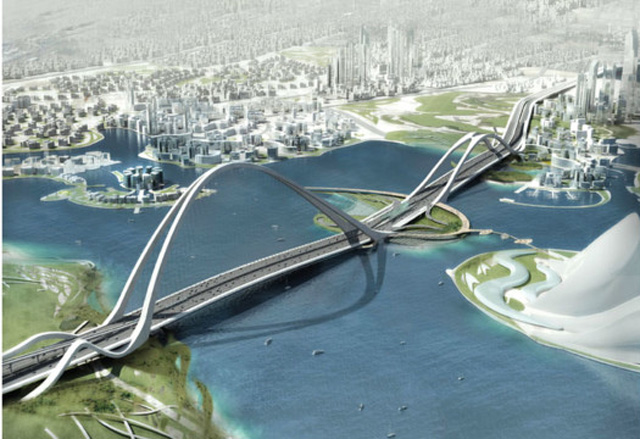 Sheikh Rashid bin Saeed Crossing — Dubai, UAE