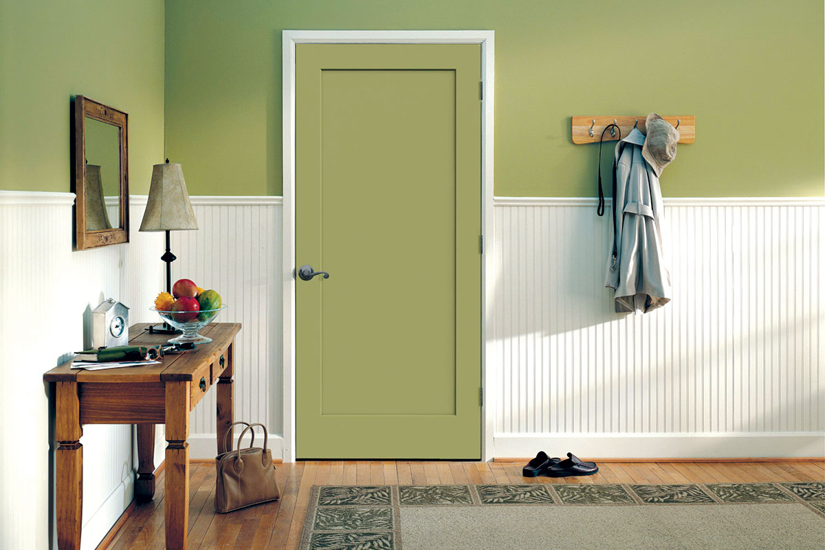 Sobna vrata u boji