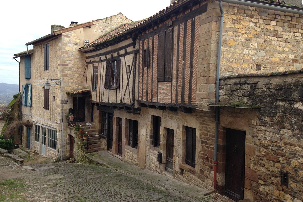 Srednjevekovna kuća