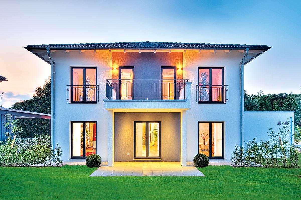 Zdrava zgrada treba zaštititi izvana koliko je potrebno